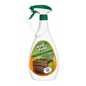Odmasťovač za studena spray Well Done 750ml*