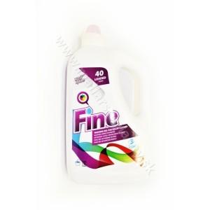 Welldone Fine gel na pranie na farebné prádlo 3l*
