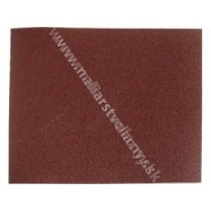Brúsny papier na drevo zrnitosť P180 230 X 280MM