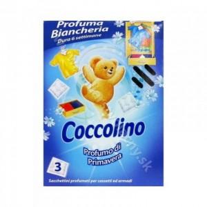 Voňavé vankúšiky do skrine Coccolino 3ks