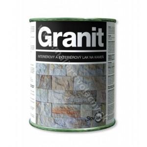 Granit bezfarebný matný lak 2.5l