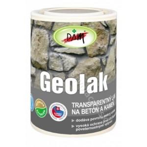 Geolak lesklý lak na betón a kameň 0.7l