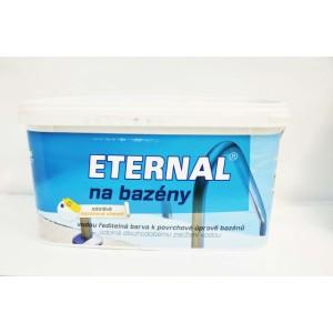 Eternal na bazény 5kg* modrá