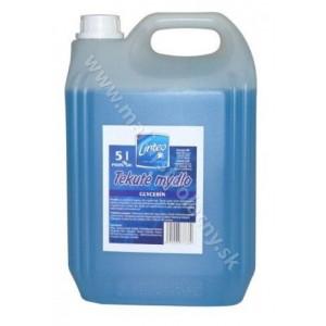 Linteo tekuté mydlo glycerín 5l