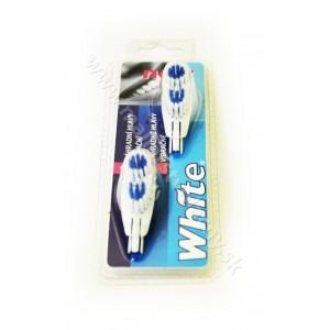 White náhrady na Zubnú Kefku