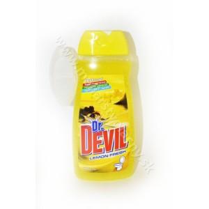 Dr.Devil WC gel lemon fresh 400ml