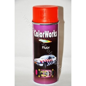 ColorWorks flor signal red 400ml*