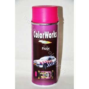 ColorWorks Flor Pink 400ml*