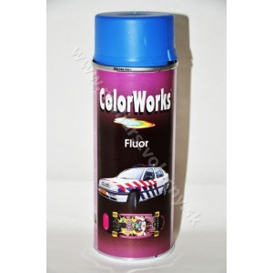 ColorWorks flor modrý 400ml*