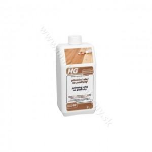HG škvrnám odolný prírodný olej na podlahy 1L*