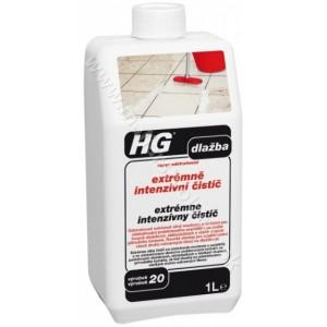 HG extrémne intenzívny čistič na dlažbu 1l*