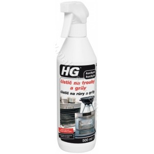 HG čistič na rúry a grily 0.5l*