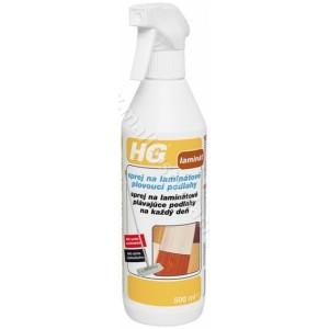 HG sprej na laminátové plávajúce podlahy na každý deň 0.5l*