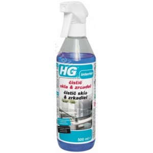 HG čistič skla a zrkadiel 500mL*