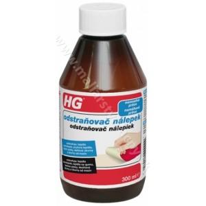 HG odstranovač nálepiek 250ml*