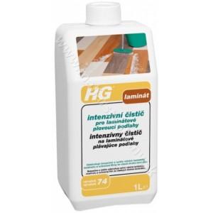 Hg intenzívny čistič na laminátové plávajúce podlahy 1l*
