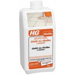 HG čistič na dlažbu s leskom 1L*