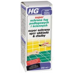 HG super ochrana špár obkladov a dlažby 250ml*