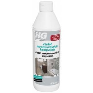 HG čistič mramorových kúpeľní 0,5L*
