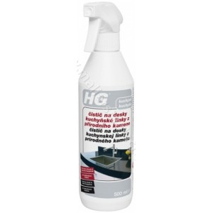HG čistič kuchynskej linky z prírodného kameňa 500ml*