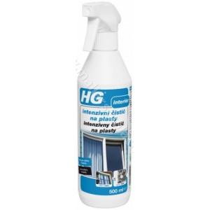 Hg intenzívny čistič na plasty 500ml*