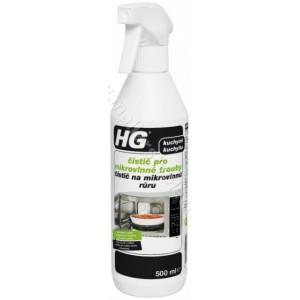 HG čistič na mikrovlnnú rúru 500ml*