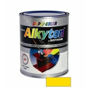 Alkyton ral 1021 žltá lesklá 0.75l*