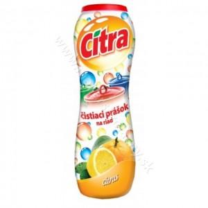 Citra čistiaci prášok vôňa citrus 400g