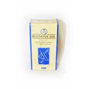 Rochova soľ špeciálna na kúpele nôh a vo vani 200g