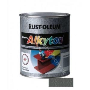 Alkyton kladivková šedá  750ml