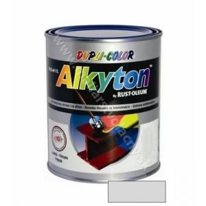 Alkyton lesklá strieborná RAL 9006 750ml
