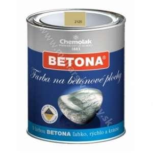 BETONA 2125 oker 2,5L*