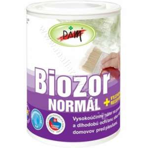 Biozor normal + na ochranu stien proti plesniam 0,8kg biely *