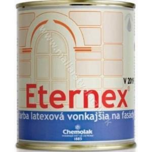 Eternex 0100 biela vonkajšia farba 0,8kg*