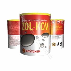 Epoxidový tekutý kov ZOL - kov 100g*
