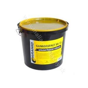 Gumoasfalt SA 12 opravy asfaltových strešných krytín 5kg