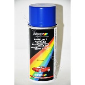 Motip akrylový autolak 4402 modrá lazer 150ml*