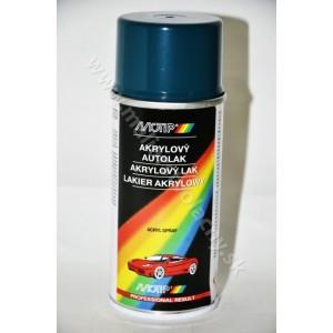 Motip akrylový autolak 5281 zelená atol 150mL*