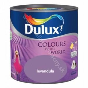 Dulux farba levanduľa 2,5L