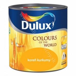 Dulux farba koreň kurkumy 2,5L