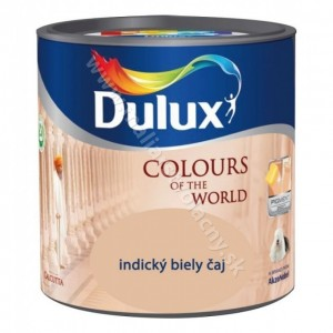 Dulux farba Indický biely čaj 2,5L
