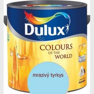 Dulux farba mrazivý tyrkys 2,5L