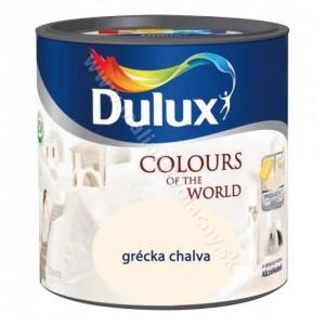 Dulux farba grécka chalva 2,5L