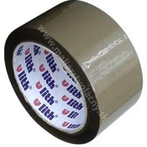 Lepiaca páska 4,8cm x 66m hnedá