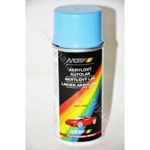 Motip Akrylový autolak 4185 blankytná modrá 150ml*