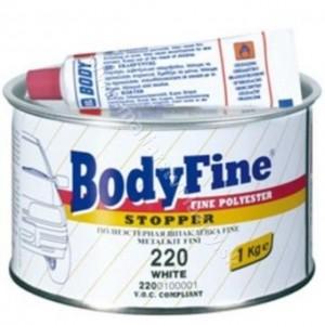 Body fine 220 jemný tmel 1kg*