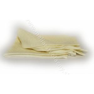 Kuchynská utierka krémová 1ks 50 x 70cm 100% bavlna